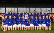 20 August 2019; Tipperary players celebrate after beating Dublin in the Cup final during the 2019 LGFA Under-17 Academy Day at the GAA National Games Development Centre in Abbotstown, Dublin. Photo by Eóin Noonan/Sportsfile