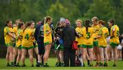 20 August 2019; Action from the game between Donegal team ahead of their game against Tyrone during the 2019 LGFA Under-17 Academy Day at the GAA National Games Development Centre in Abbotstown, Dublin. Photo by Eóin Noonan/Sportsfile
