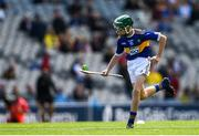 18 August 2019; Seán Farrell, Donaskeigh NS, Dundrum, Tipperary, representing Tipperary, during the INTO Cumann na mBunscol GAA Respect Exhibition Go Games prior to the GAA Hurling All-Ireland Senior Championship Final match between Kilkenny and Tipperary at Croke Park in Dublin. Photo by Eóin Noonan/Sportsfile