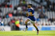 18 August 2019; Eoin Lawlor, St. Patricks NS, Wicklow Town, Wicklow, representing Tipperary, during the INTO Cumann na mBunscol GAA Respect Exhibition Go Games prior to the GAA Hurling All-Ireland Senior Championship Final match between Kilkenny and Tipperary at Croke Park in Dublin. Photo by Eóin Noonan/Sportsfile