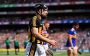 18 August 2019; Richie Hogan of Kilkenny prior to the GAA Hurling All-Ireland Senior Championship Final match between Kilkenny and Tipperary at Croke Park in Dublin. Photo by Brendan Moran/Sportsfile