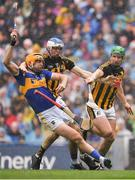 18 August 2019; Séamus Callanan of Tipperary is tackled by Huw Lawlor of Kilkenny during the GAA Hurling All-Ireland Senior Championship Final match between Kilkenny and Tipperary at Croke Park in Dublin. Photo by Brendan Moran/Sportsfile