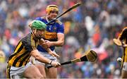 18 August 2019; Paul Murphy of Kilkenny is tackled by Séamus Callanan of Tipperary during the GAA Hurling All-Ireland Senior Championship Final match between Kilkenny and Tipperary at Croke Park in Dublin. Photo by Brendan Moran/Sportsfile