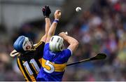 18 August 2019; TJ Reid of Kilkenny in action against Brendan Maher of Tipperary during the GAA Hurling All-Ireland Senior Championship Final match between Kilkenny and Tipperary at Croke Park in Dublin. Photo by Piaras Ó Mídheach/Sportsfile