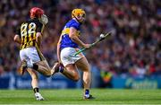 18 August 2019; Ronan Maher of Tipperary in action against James Maher of Kilkenny during the GAA Hurling All-Ireland Senior Championship Final match between Kilkenny and Tipperary at Croke Park in Dublin. Photo by Piaras Ó Mídheach/Sportsfile