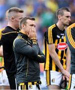 18 August 2019; Richie Hogan of Kilkenny dejected after the GAA Hurling All-Ireland Senior Championship Final match between Kilkenny and Tipperary at Croke Park in Dublin. Photo by Piaras Ó Mídheach/Sportsfile