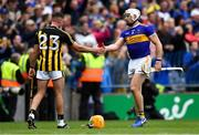 18 August 2019; Billy Ryan of Kilkenny shakes hands with Padraic Maher of Tipperary after the GAA Hurling All-Ireland Senior Championship Final match between Kilkenny and Tipperary at Croke Park in Dublin. Photo by Piaras Ó Mídheach/Sportsfile