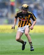 18 August 2019; Denis Walsh of Kilkenny during the Electric Ireland GAA Hurling All-Ireland Minor Championship Final match between Kilkenny and Galway at Croke Park in Dublin. Photo by Piaras Ó Mídheach/Sportsfile