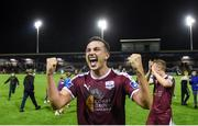 23 August 2019; Marc Ludden of Galway United following the Extra.ie FAI Cup Second Round match between Galway United and Cork City at Eamonn Deacy Park in Galway. Photo by Eóin Noonan/Sportsfile