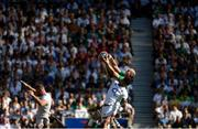 24 August 2019; Billy Vunipola of England and Devon Toner of Ireland compete for the lineout, during the Quilter International match between England and Ireland at Twickenham Stadium in London, England. Photo by Ramsey Cardy/Sportsfile