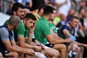 24 August 2019; Ross Byrne of Ireland looks on during the second half of the Quilter International match between England and Ireland at Twickenham Stadium in London, England. Photo by Brendan Moran/Sportsfile