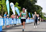 24 August 2019; Roberto Romano of Raheny Shamrocks competing during the KBC & Dublin Marathon Race Series, where, over 5,200 runners took part in the Frank Duffy 10 Mile, part of the KBC Dublin Race Series 2019 at Phoenix Park in Dublin. Photo by Sam Barnes/Sportsfile
