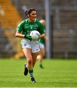 24 August 2019; Lisa Maguire of Fermanagh during the TG4 All-Ireland Ladies Football Junior Championship Semi-Final match between Fermanagh and London at St Tiernach's Park in Clones, Monaghan. Photo by Ray McManus/Sportsfile