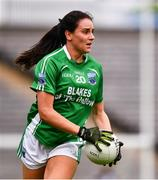 24 August 2019; Aisling Woods of Fermanagh during the TG4 All-Ireland Ladies Football Junior Championship Semi-Final match between Fermanagh and London at St Tiernach's Park in Clones, Monaghan. Photo by Ray McManus/Sportsfile