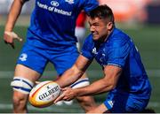 24 August 2019; Cian Kelleher of Leinster during the pre-season friendly match between Canada and Leinster at Tim Hortons Field in Hamilton, Canada. Photo by Kevin Sousa/Sportsfile