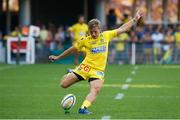 25 August 2019; Jake Mc Intyre of Clermont during the LNR Top 14 match between ASM Clermont Auvergne and La Rochelle at Stade Marcel-Michelin in Clermont-Ferrand, France. Photo by Romain Biard/Sportsfile