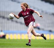 25 August 2019; Louise Ward of Galway during the TG4 All-Ireland Ladies Senior Football Championship Semi-Final match between Galway and Mayo at Croke Park in Dublin. Photo by Sam Barnes/Sportsfile