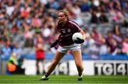 25 August 2019; Mairéad Seoighe of Galway during the TG4 All-Ireland Ladies Senior Football Championship Semi-Final match between Galway and Mayo at Croke Park in Dublin. Photo by Sam Barnes/Sportsfile