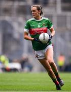 25 August 2019; Clodagh McManamon of Mayo during the TG4 All-Ireland Ladies Senior Football Championship Semi-Final match between Galway and Mayo at Croke Park in Dublin. Photo by Sam Barnes/Sportsfile