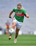 25 August 2019; Fiona Doherty of Mayo during the TG4 All-Ireland Ladies Senior Football Championship Semi-Final match between Galway and Mayo at Croke Park in Dublin. Photo by Brendan Moran/Sportsfile