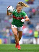 25 August 2019; Sarah Rowe of Mayo during the TG4 All-Ireland Ladies Senior Football Championship Semi-Final match between Galway and Mayo at Croke Park in Dublin. Photo by Brendan Moran/Sportsfile