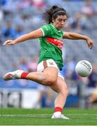 25 August 2019; Rachel Kearns of Mayo during the TG4 All-Ireland Ladies Senior Football Championship Semi-Final match between Galway and Mayo at Croke Park in Dublin. Photo by Brendan Moran/Sportsfile