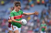 25 August 2019; Kathryn Sullivan of Mayo during the TG4 All-Ireland Ladies Senior Football Championship Semi-Final match between Galway and Mayo at Croke Park in Dublin. Photo by Brendan Moran/Sportsfile