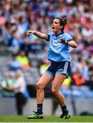 25 August 2019; Niamh McEvoy of Dublin during the TG4 All-Ireland Ladies Senior Football Championship Semi-Final match between Dublin and Cork at Croke Park in Dublin. Photo by Sam Barnes/Sportsfile