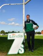 26 August 2019; Former Kerry footballer Tomas Ó Sé in attendance during the launch of the Londis Senior All-Ireland Football 7s at Kilmacud Crokes GAA Club in Stillorgan, Co Dublin. Photo by David Fitzgerald/Sportsfile