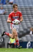 10 August 2019; Michael O'Neill of Cork during the Electric Ireland GAA Football All-Ireland Minor Championship Semi-Final match between Cork and Mayo at Croke Park in Dublin. Photo by Ray McManus/Sportsfile