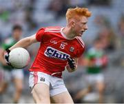 10 August 2019; Jack Cahalane of Cork during the Electric Ireland GAA Football All-Ireland Minor Championship Semi-Final match between Cork and Mayo at Croke Park in Dublin. Photo by Ray McManus/Sportsfile