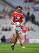 10 August 2019; Conor Corbett of Cork during the Electric Ireland GAA Football All-Ireland Minor Championship Semi-Final match between Cork and Mayo at Croke Park in Dublin. Photo by Ray McManus/Sportsfile