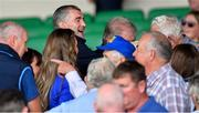 24 August 2019; Tipperary senior hurling manager Liam Sheedy in attendance at the Bord Gáis Energy GAA Hurling All-Ireland U20 Championship Final match between Cork and Tipperary at LIT Gaelic Grounds in Limerick. Photo by Piaras Ó Mídheach/Sportsfile