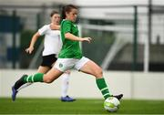 29 August 2019; Emily Whelan of Republic of Ireland during the Women's U19 International Friendly match between Republic of Ireland and Austria at Home Farm FC in Dublin. Photo by Matt Browne/Sportsfile