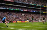 1 September 2019; Dean Rock of Dublin fails to convert a late free during the GAA Football All-Ireland Senior Championship Final match between Dublin and Kerry at Croke Park in Dublin. Photo by Stephen McCarthy/Sportsfile