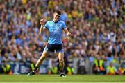 1 September 2019; Diarmuid Connolly of Dublin reacts after kicking a wide late in the second half during the GAA Football All-Ireland Senior Championship Final match between Dublin and Kerry at Croke Park in Dublin. Photo by Piaras Ó Mídheach/Sportsfile
