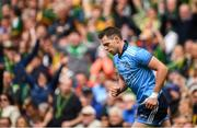 1 September 2019; Dean Rock of Dublin after missing the last minute free kick during the GAA Football All-Ireland Senior Championship Final match between Dublin and Kerry at Croke Park in Dublin. Photo by David Fitzgerald/Sportsfile