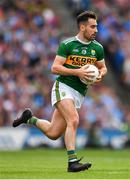 1 September 2019; Jack Sherwood  of Kerry during the GAA Football All-Ireland Senior Championship Final match between Dublin and Kerry at Croke Park in Dublin. Photo by Seb Daly/Sportsfile