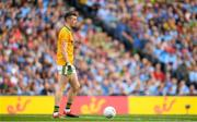 1 September 2019; Shane Ryan of Kerry during the GAA Football All-Ireland Senior Championship Final match between Dublin and Kerry at Croke Park in Dublin. Photo by Eóin Noonan/Sportsfile