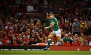 31 August 2019; Garry Ringrose of Ireland during the Under Armour Summer Series 2019 match between Wales and Ireland at the Principality Stadium in Cardiff, Wales. Photo by David Fitzgerald/Sportsfile