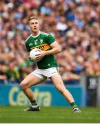 1 September 2019; Gavin Crowley of Kerry during the GAA Football All-Ireland Senior Championship Final match between Dublin and Kerry at Croke Park in Dublin. Photo by David Fitzgerald/Sportsfile