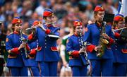 1 September 2019; The Artane Band perform during the parade prior to the GAA Football All-Ireland Senior Championship Final match between Dublin and Kerry at Croke Park in Dublin. Photo by David Fitzgerald/Sportsfile