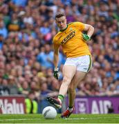 1 September 2019; Shane Ryan of Kerry during the GAA Football All-Ireland Senior Championship Final match between Dublin and Kerry at Croke Park in Dublin. Photo by Ramsey Cardy/Sportsfile