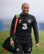 3 September 2019; Darren Randolph during a Republic of Ireland training session at the FAI National Training Centre in Abbotstown, Dublin. Photo by Stephen McCarthy/Sportsfile