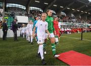 3 September 2019; Katie McCabe of Republic of Ireland during the UEFA Women's 2021 European Championships Qualifier Group I match between Republic of Ireland and Montenegro at Tallaght Stadium in Dublin. Photo by Stephen McCarthy/Sportsfile