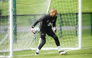 4 September 2019; Darren Randolph during a Republic of Ireland training session at the FAI National Training Centre in Abbotstown, Dublin. Photo by Stephen McCarthy/Sportsfile