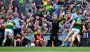 1 September 2019; Kerry manager Peter Keane during the GAA Football All-Ireland Senior Championship Final match between Dublin and Kerry at Croke Park in Dublin. Photo by Piaras Ó Mídheach/Sportsfile