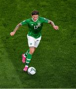 5 September 2019; Jeff Hendrick of Republic of Ireland during the UEFA EURO2020 Qualifier Group D match between Republic of Ireland and Switzerland at Aviva Stadium, Lansdowne Road in Dublin. Photo by Eóin Noonan/Sportsfile