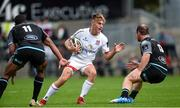 7 September 2019; Ethan McIlroy of Ulster is tackled by Nick Grigg of Glasgow Warriors during the Pre-season Friendly match between Ulster and Glasgow Warriors at Kingspan Stadium in Belfast. Photo by Oliver McVeigh/Sportsfile