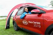 7 September 2019; Sinead O'Connor from Leevale Athletic Club Co Cork who won the ladies Kia Race Series – Round 8 at Blessington Lakes in Wicklow. Photo by Matt Browne/Sportsfile